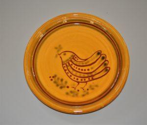 Assiette plate Cliou